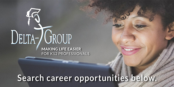 Delta-T Group K-12 Contract Search banner image